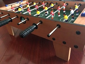 27Inch Tabletop Foosball Table