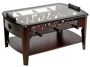 Barrington Foosball Coffee Wood 42inch Table