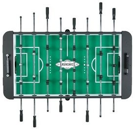 Brunswick foosball table