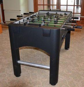Brunswick foosball table review