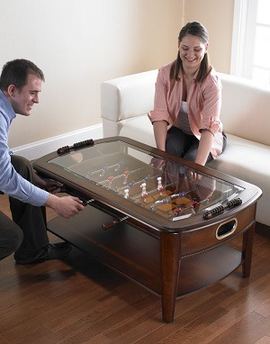 Miraculous Top 3 Best Wooden Foosball Coffee Table For Sale In 2019 Review Gamerscity Chair Design For Home Gamerscityorg