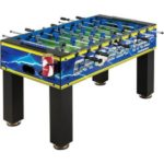 Small foosball tables