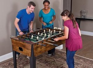 Newcastle Foosball Table Review