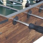 Vintage foosball table