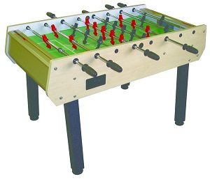 Rock It shelti foosball table
