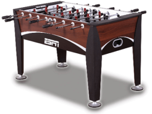 Sportcraft ESPN Striker Foosball Table