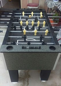 Wilson foosball table
