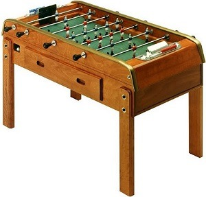 bonzini 2 drawer foosball table