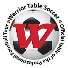 warrior foosball table logo