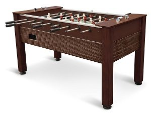 eastpoint wicker foosball table