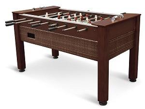 eastpoint wicker foosball table