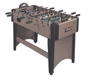 phyton hydro foosball table