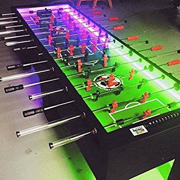 Best Foosball Table Brands · Warrior Foosball Table