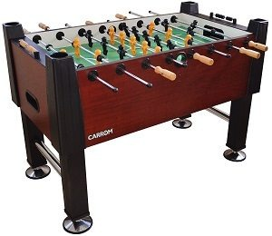 Carrom Signature Foosball Table – Wild Cherry