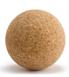 Cork fosball balls