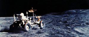GM Lunar Rover