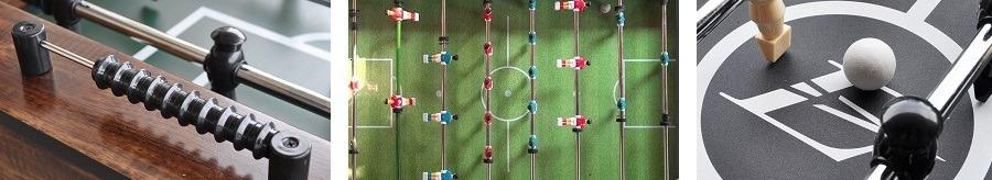 foosball table details