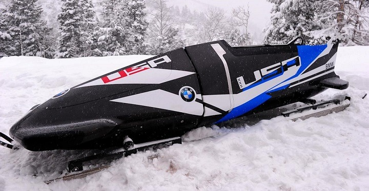 BMW Bobsled