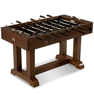 Barrington 56 Solid Wood Veneer Foosball Table Foosball