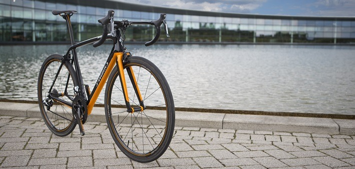 McLaren  Racing bicycle - Tarmac