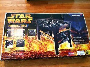 Star Wars Foosball Table Review