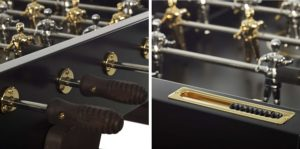 The Foosball Table of Kings -Lux Gold