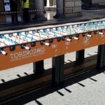 Guinness World Record For The Longest Foosball Table