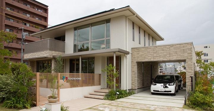 Toyota home