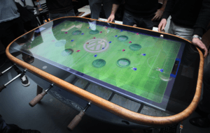 VW Foosball Arcade