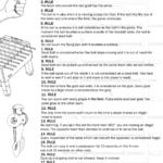 Basic Foosball Rules