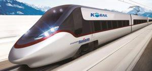 hyundai bullet train