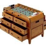 Antique Foosball Tables