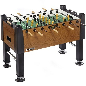 Carrom 525.00 Signature Foosball Table