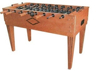 Contempo Foosball Table