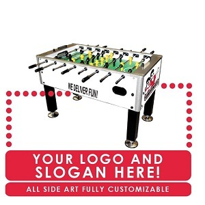 Custom Foosball Table Foosball Zone - Custom foosball table