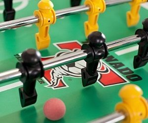 Design of foosball players