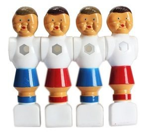 Foosball Replacement Players