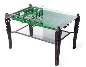 Foosball dining table by Skitsch