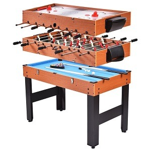 The Reason Why I Am Mentioning The Gaintex Brand In Another Short Foosball Pool  Table Review Is The Fact That They Did Another Game Table, But This One Is  A ...