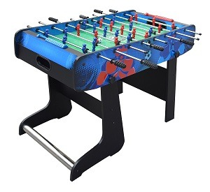 Hathaway Gladiator Folding Foosball Table