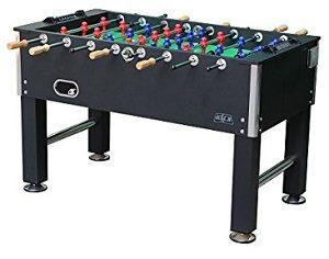 KICK Foosball Table Triumph Black
