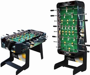 Playcraft Sport Foosball Table With Folding Leg