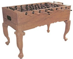 Queen Victoria Foosball Table