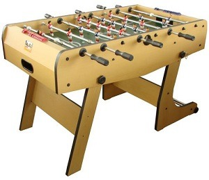 René Pierre Winjoy Folding Foosball Table