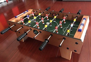 T&S Tabletop Foosball Table