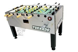 Tornado Platinum Tour Edition Foosball Table