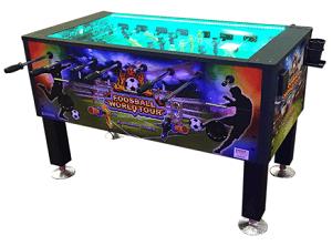 World Tour Foosball table